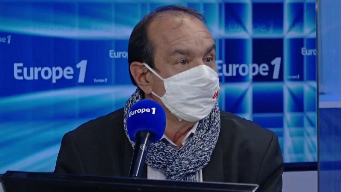 """Coronavirus : Philippe Martinez dénonce """"des mesures incompréhensibles"""""""