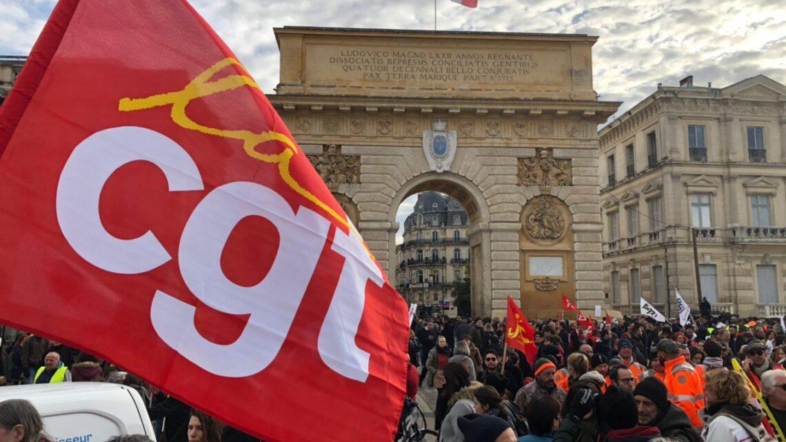 [Communiqué de presse] Le collectif des retraités CGT de Montpellier, se félicite du succès des manifestations des 21 et 28 novembre à Montpellier
